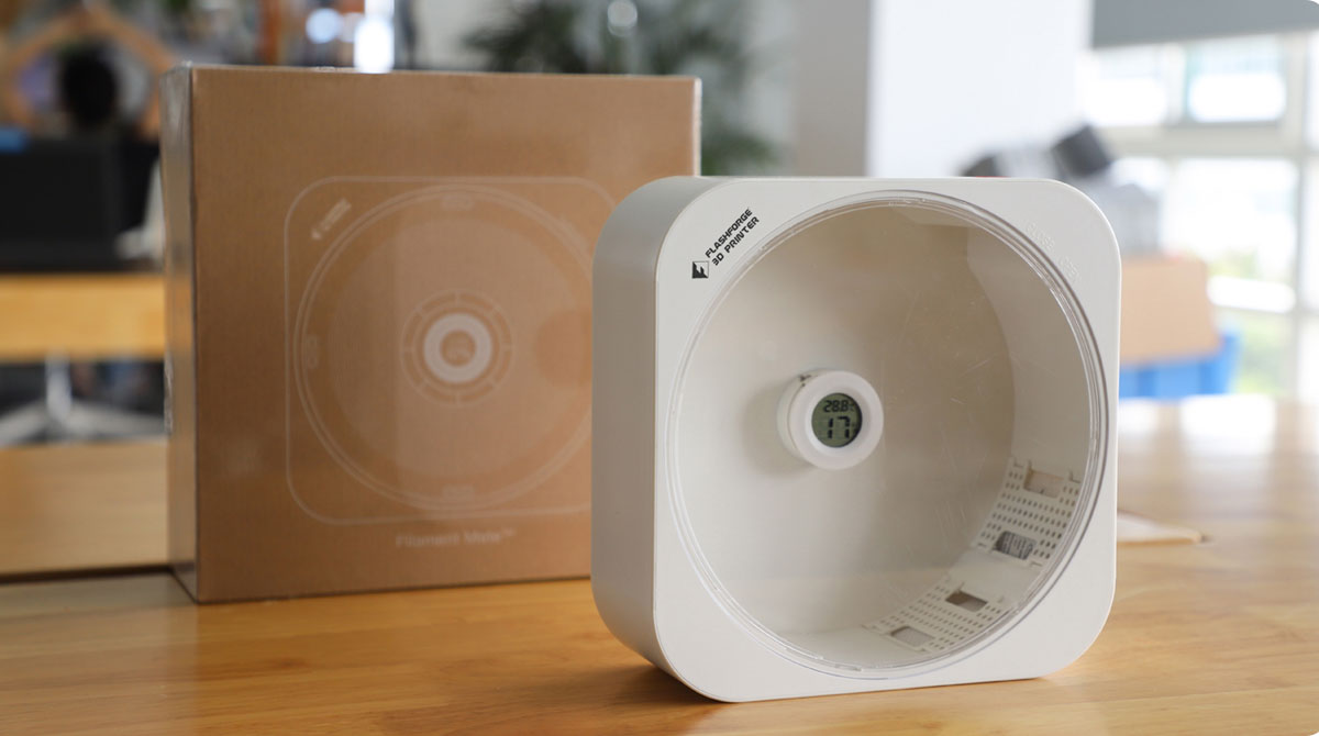 For 1.75mm, 2.85mm and 3.00mm Filament Drying | Voxelab Filament Mate